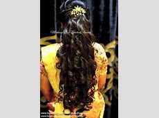 Pin by Swank Studio on Indian bridal hairstyles   Hair styles, Saree hairstyles, Bun hairstyles