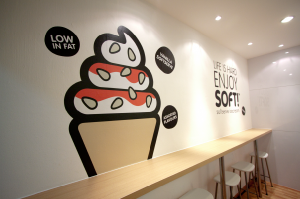 Soft Ice Cream Branding Grits Grids