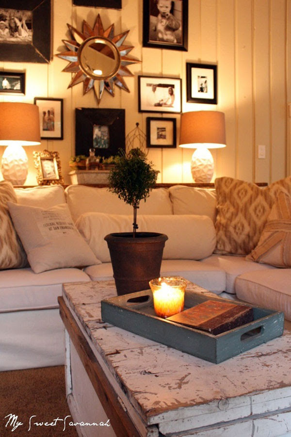 Cozy And Inviting Living Room Interiors To Fall In Love With