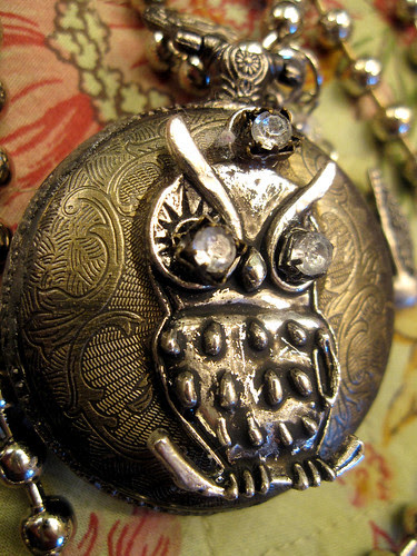 Steampunk Owl-topia! 3
