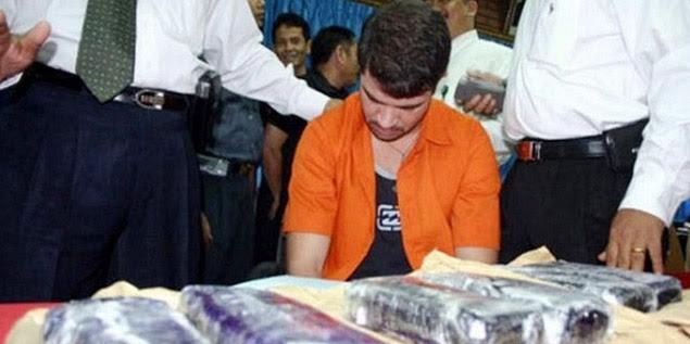 Rodrigo Gularte, que está na lista de execuções de fevereiro