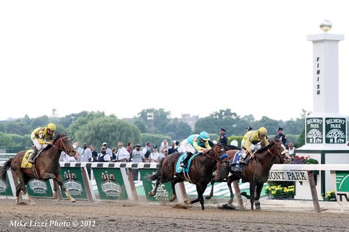 Union Rags - 2012 Belmont Stakes