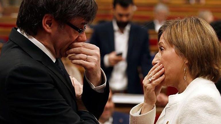 Καταλονία: Οι αυτονομιστές ηγέτες προσέφυγαν κατά της Ισπανίας σε Ευρωπαϊκό Δικαστήριο