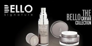 bello 300x150 FREE Bello Signature Skincare Samples!