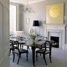 Dining Room Photograph: Black And White Dining Room LaurieFlower ...