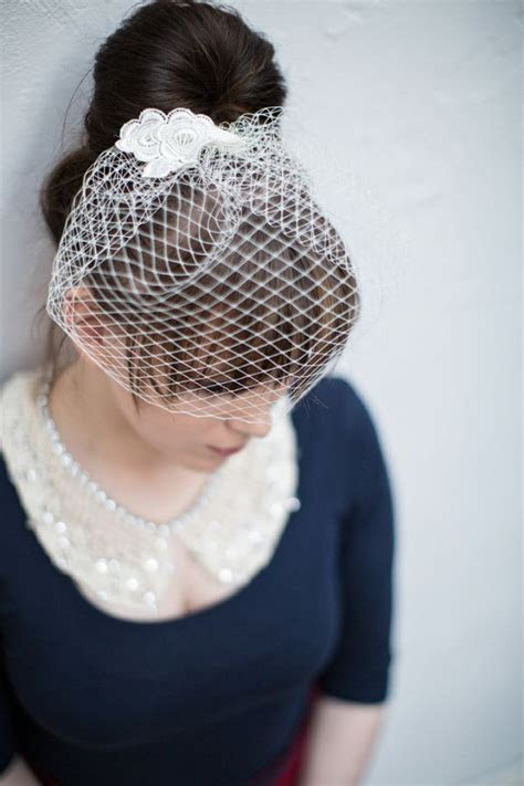 DIY Birdcage Veil   Simple Project Instructions and Images
