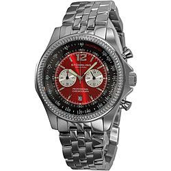 Stuhrling Original Men's Targa 24 Pro Chronograph Watch