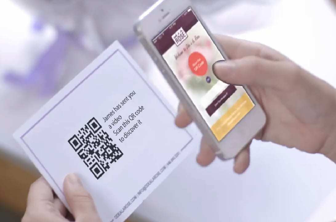 Qr Codes Bring Personalized Videos To Holiday Flower Bouquets