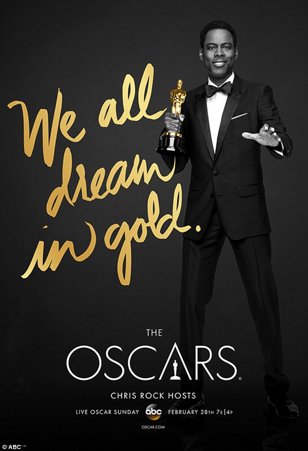 This should be fun:The Academy Awards will air on ABC on February 28 at 7 p.m. EST