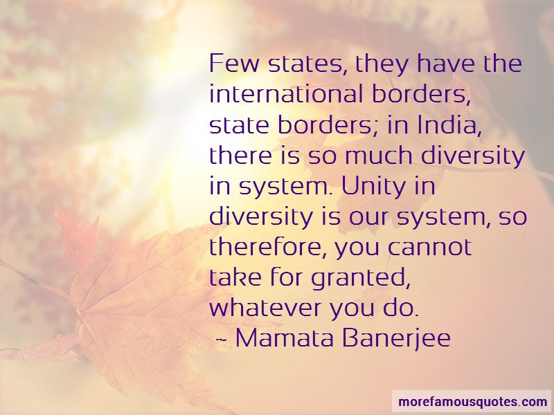 Quotes About Unity In Diversity Top 58 Unity In Diversity Quotes