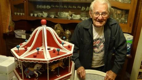 Nolan Baras, 86 years old