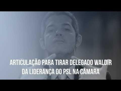 Em áudio vazado, Bolsonaro pede filho como líder da Câmara
