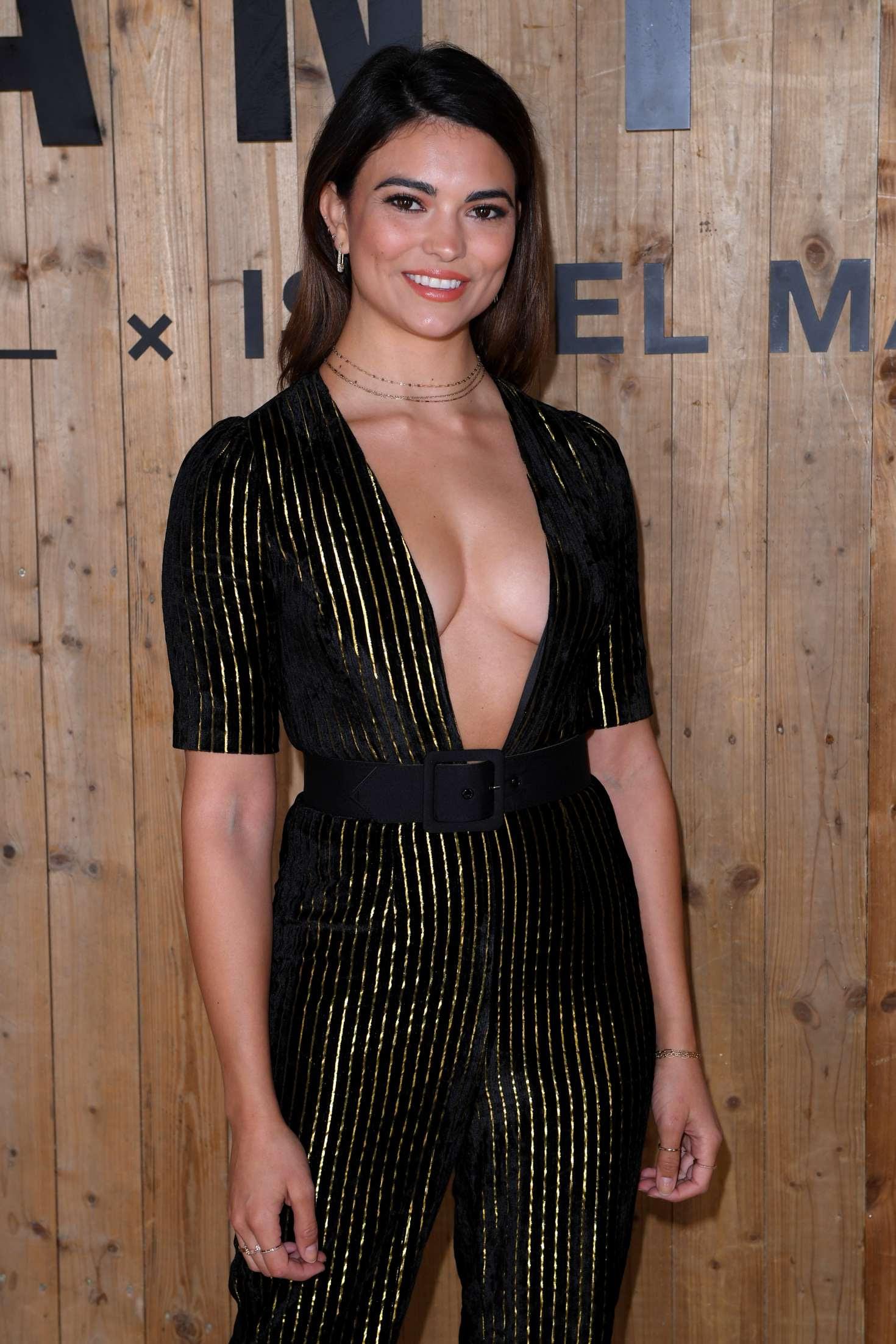 Kyra Santoro – Isabel Marant x L'Oreal Launch Party in Paris
