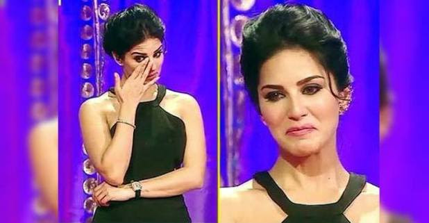 Sunny Leone on Arbaaz Khan's chat show Pinch went teary to great degree, details inside