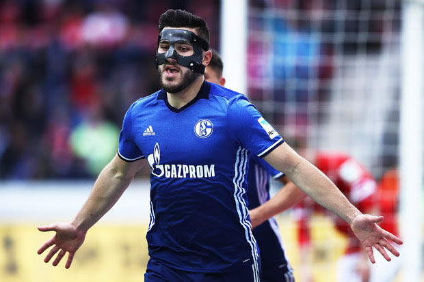 Sead Kolasinac: Arsenal transfer not done yet, claims ...