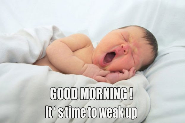 Cute Funny Baby Good Morning Images Good Morning Images Quotes
