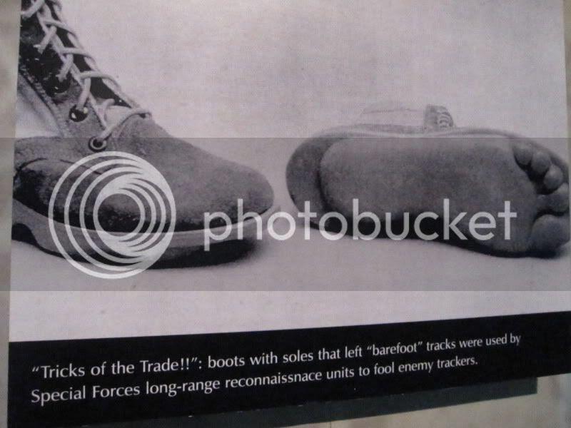 vietnam special forces shoes airborne museum