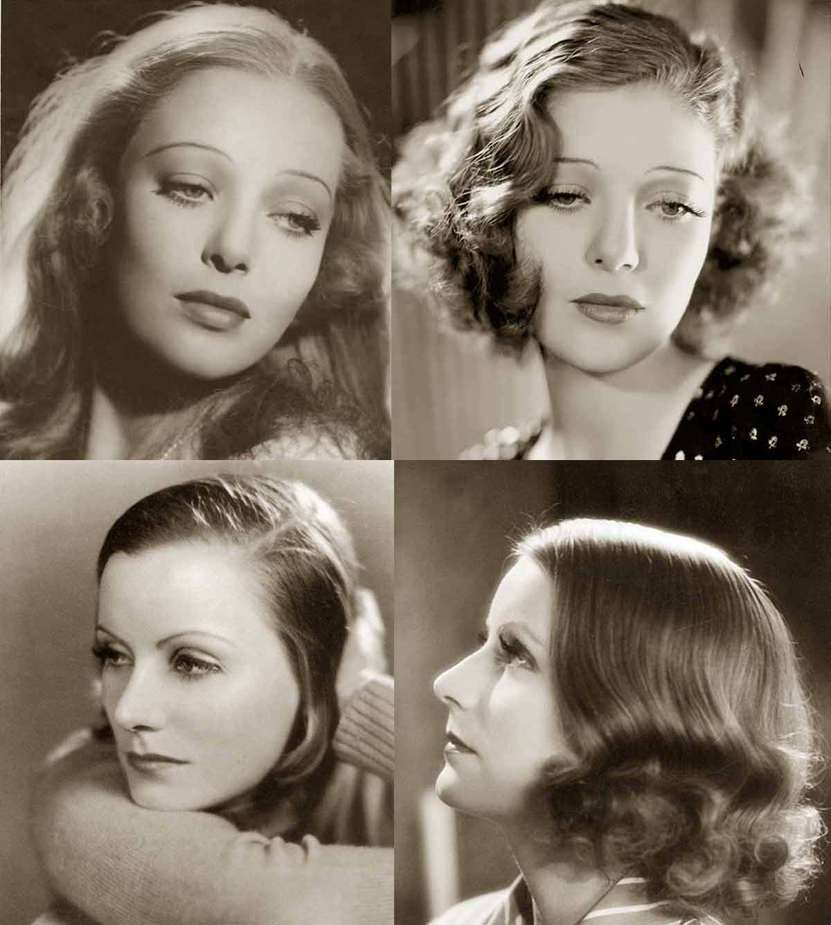 193039s Fashion Vintage Hair Salon 1934 Glamourdaze