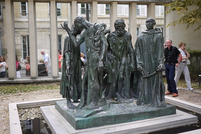 The Burghers of Calais 加萊義民