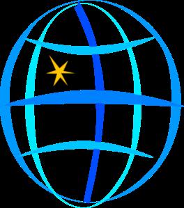 Globe clip art