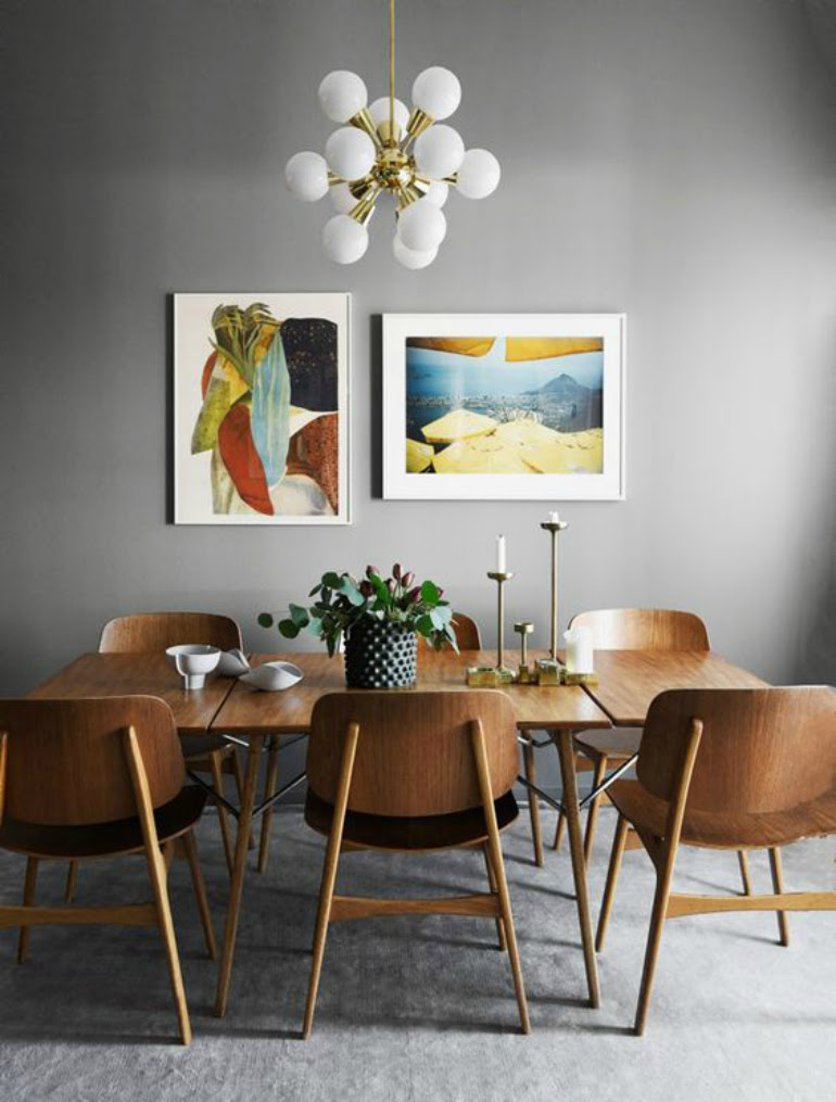 The Most Popular Dining Room Design Ideas On Pinterest Dining Room Ideas