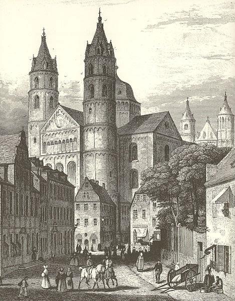 File:Wormser Dom Ludwig Lange 1832.jpg