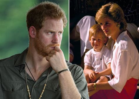 Prince Harry Admits He Buried His Feelings About His