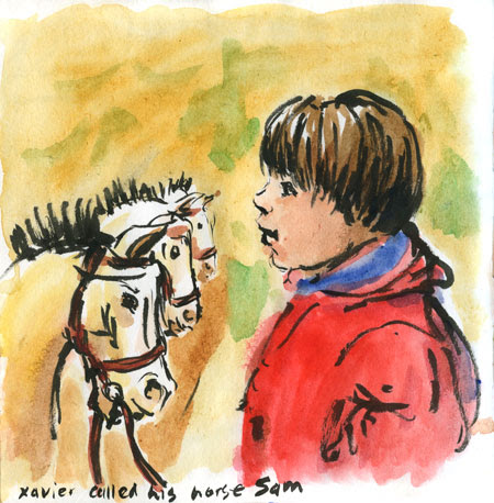 laplandrockinghorse