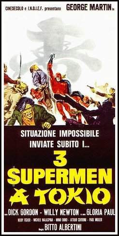 1968 - 3 supermen a tokio 1