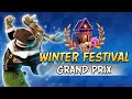 THE HOLIDAYS HAVE ARRIVED WITH THE WINTER FESTIVAL GRAND PRIX IN CRASH™ TEAM RACING NITRO-FUELED.