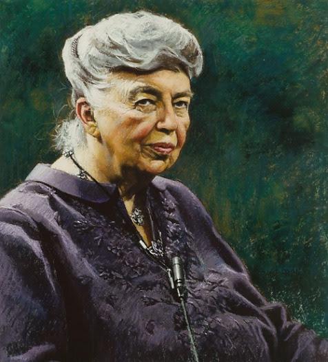 Eleanor Roosevelt (Daniel E. Greene)