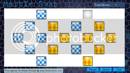 Free N97 , Nokia5800 Game – Marble Swap