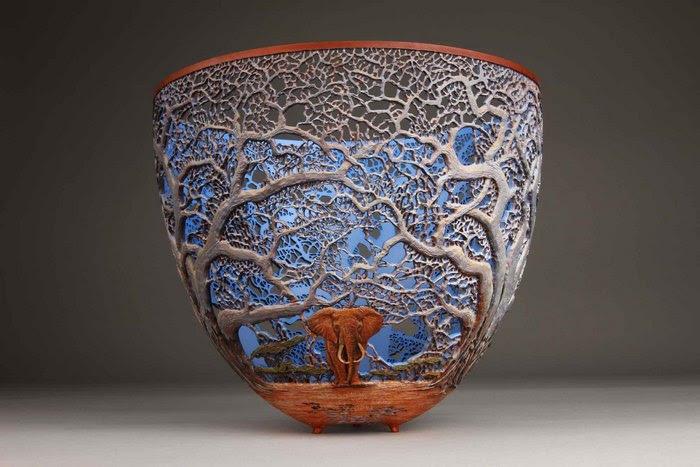 Bois Sculpté Art