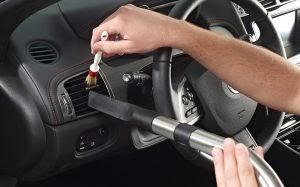 Car Interior Detailing Definition