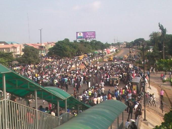 #EndSARS: Dialogue with protesters, Gani Adams tells Buhari