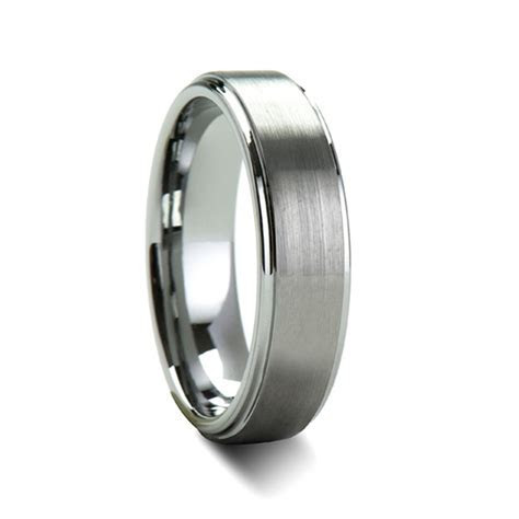 Tungsten Rings Pros and Cons   Timeless Tungsten Rings
