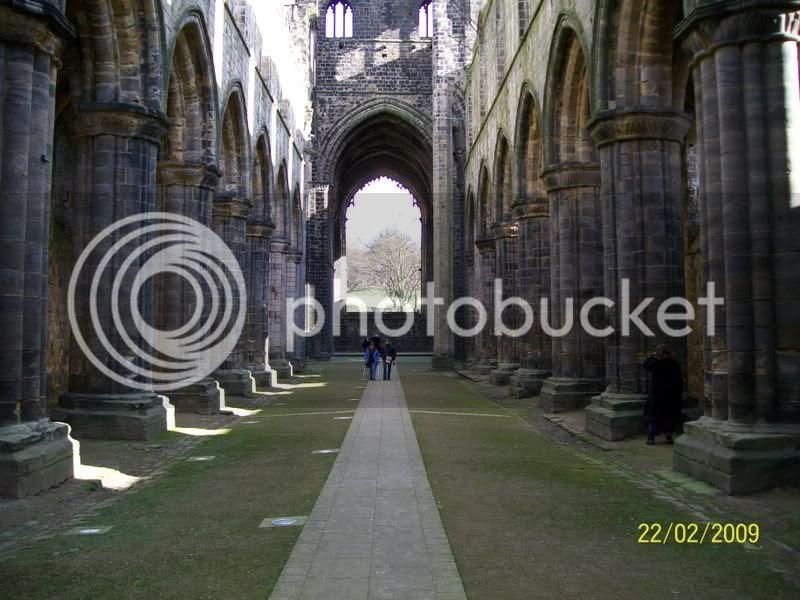 wonder if the Cistercians want it back…