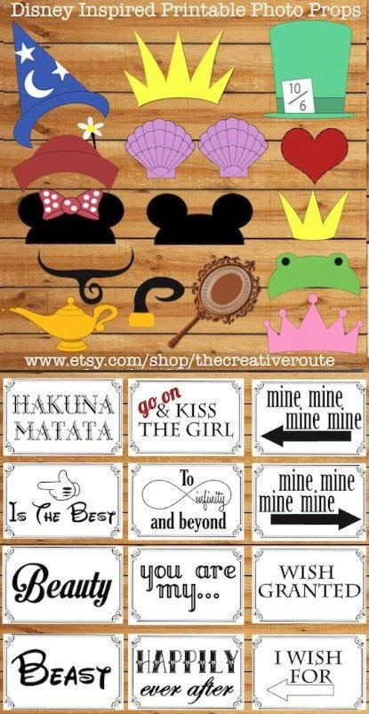 Wedding Photo Booth Props Printable Rustic For A Funny Diy Wedding