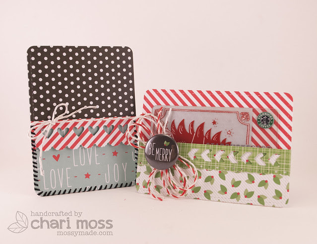 ChristmasGiftCardPockets