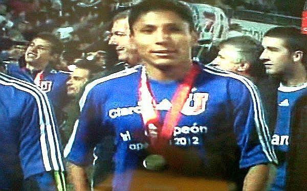 Fútbol de Chile