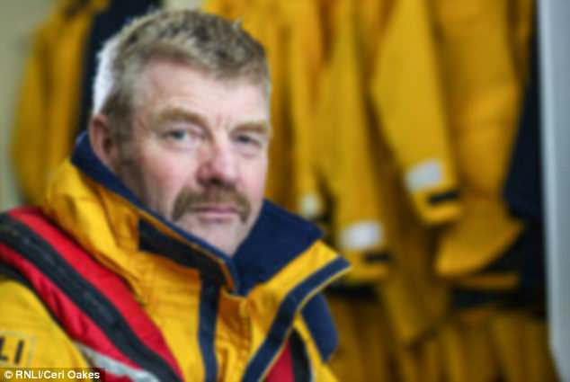 Fellow Whitby crew member Neil Cook (pictured) is believed to have quit over the saga