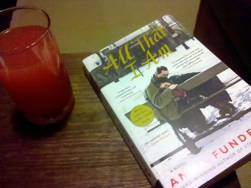 Juice & Reading Before Bed