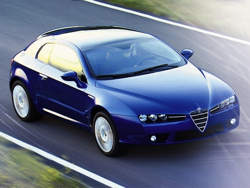 Car Magazine 2009 Alfa Romeo Brera With Specification And