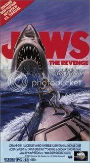 JawsRevenge poster