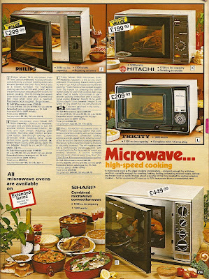 how to prepare food in microwave oven
