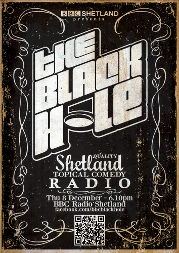 The Black Hole - black label by silkeybeto