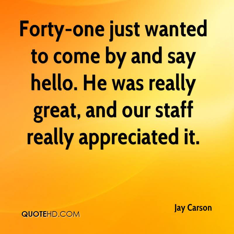 Jay Carson Quotes Quotehd