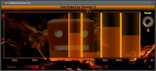 Hot Robot Vocoder