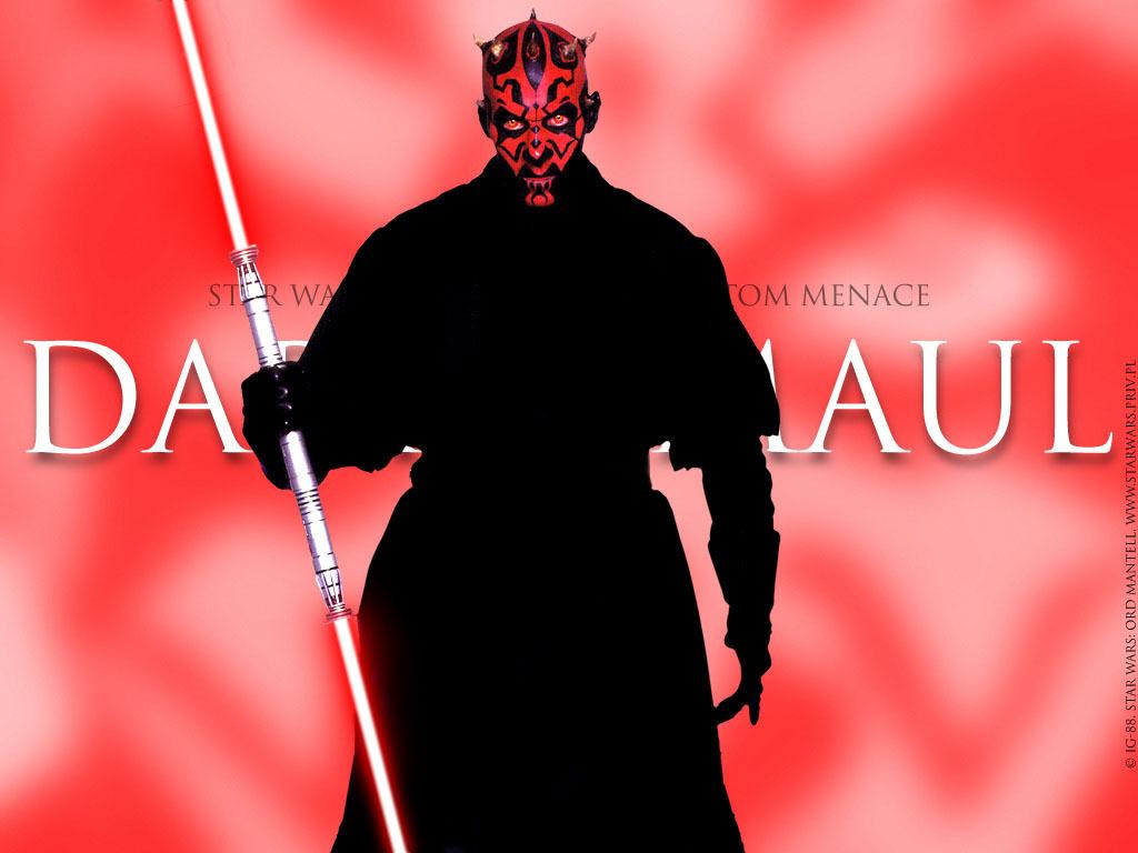 Darth Maul Star Wars Wallpaper 4032388 Fanpop