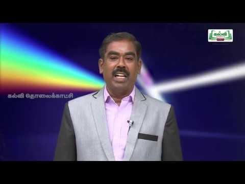 NEET  JEE  Physics இயற்பியல்  Optics ஒலியியல்  Kalvi TV
